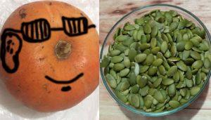 health benefits of pumpkin seeds rich in vitamin c
