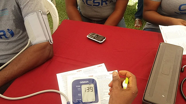 knowing blood pressure and staying healthy. hormonal imbalance