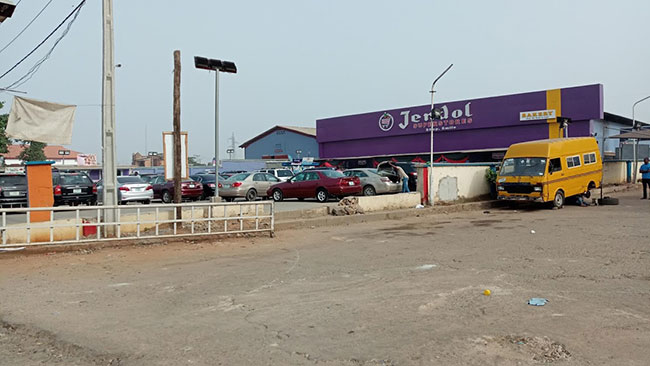 shopping mall near abule egba. Sedentary lifestyle
