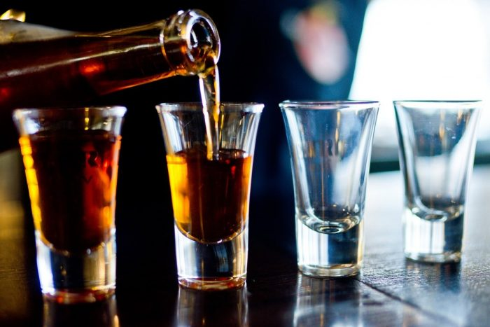 alcohol and intake and healthy habits
