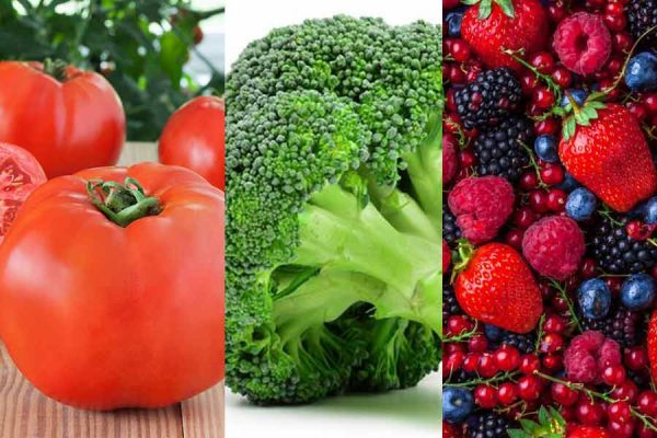Food that boost immune system against heat