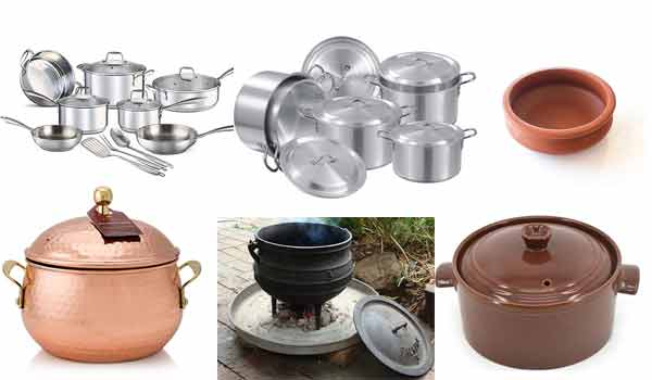 cooking pots that are safe in Nigeria