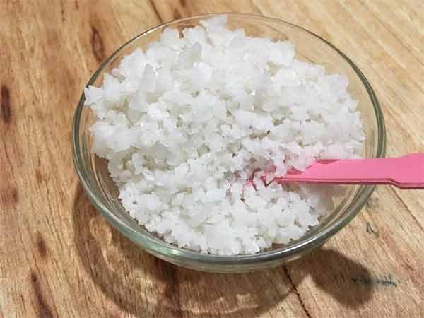 Sea salt and weight gain