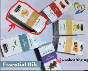 essential oils can purify the air in harmattan