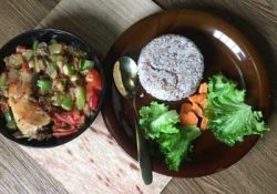 breakfast meal Choice and Christmas food ideas