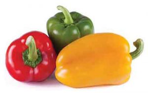bell pepper is a good source of vitamin c