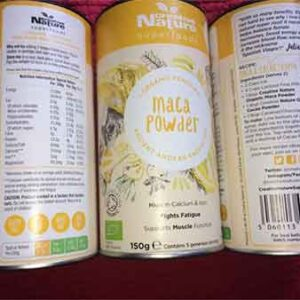 Maca Powder For Fertility