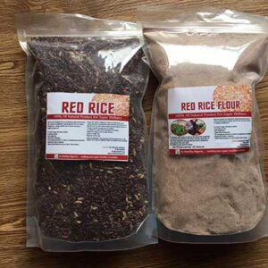 Red Rice Flour can help you lose weight