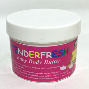 Tender Fresh Body butter cream for babies
