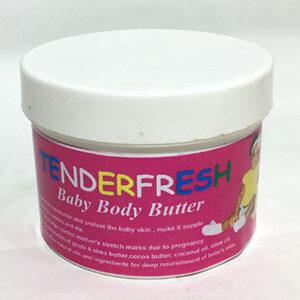 Tender Fresh Body butter cream for babies
