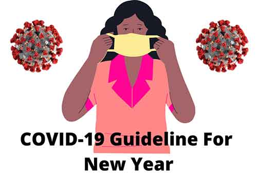 covid-19 guidelines for New Year