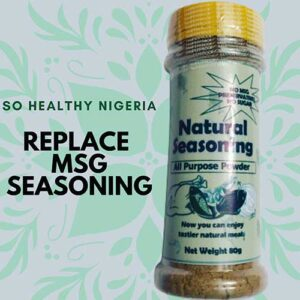 natural seasoning in Nigeria