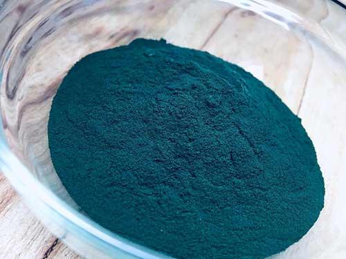 Health benefits of spirulina