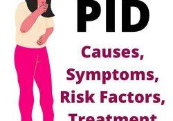 pid causes, symptoms, treatment, diagnosis, risk factor,