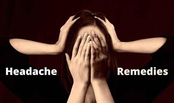 headache natural remedies that work