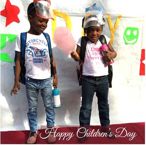 Children's Day Celebration: Keeping Your child healthy